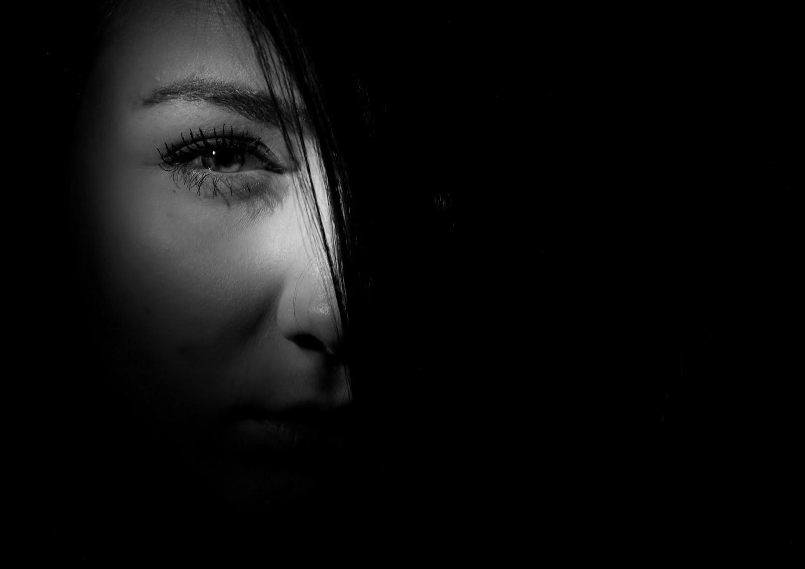 Eye Shading Head Girl - pixabay.com